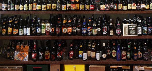 Carta de Cervejas